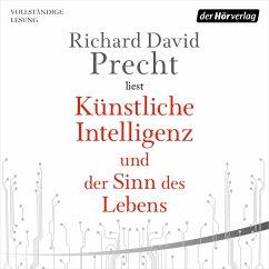 Künstliche Intelligenz und der Sinn des Lebens (MP3-Download) - Precht, Richard David