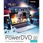 Cyberlink PowerDVD 20 Standard (Download für Windows)