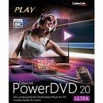 Cyberlink PowerDVD 20 Ultra (Download für Windows)