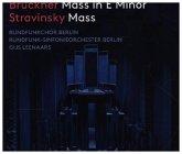Bruckner: Messe In E-Moll & Strawinsky: Messe