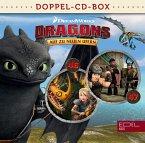Dragons - Auf zu neuen Ufern - Dragons-Doppel-Box-Folgen 46+47-Hörspiel