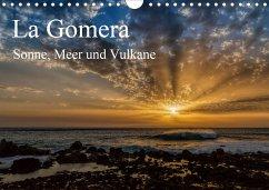 La Gomera Sonne, Meer und Vulkane (Wandkalender 2021 DIN A4 quer)