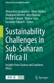 Sustainability Challenges in Sub-Saharan Africa II: Insights from Eastern and Southern Africa