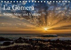 La Gomera Sonne, Meer und Vulkane (Tischkalender 2021 DIN A5 quer)