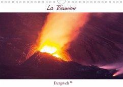 La Réunion - Bergweh ® (Wandkalender 2021 DIN A4 quer) - Esser, Barbara