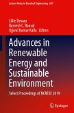 Advances in Renewable Energy and Sustainable Environment