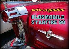 Auto-Legenden - OLDSMOBILE STARFIRE 98 (Wandkalender 2021 DIN A4 quer)