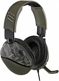 Turtle Beach Recon 70 Camo Grün Over-Ear Stereo Gaming-Headset