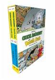 Onkel Dagobert und Donald Duck - Don Rosa Library Schuber 2