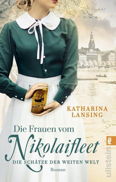 Buch-Reihe Die Frauen vom Nikolaifleet