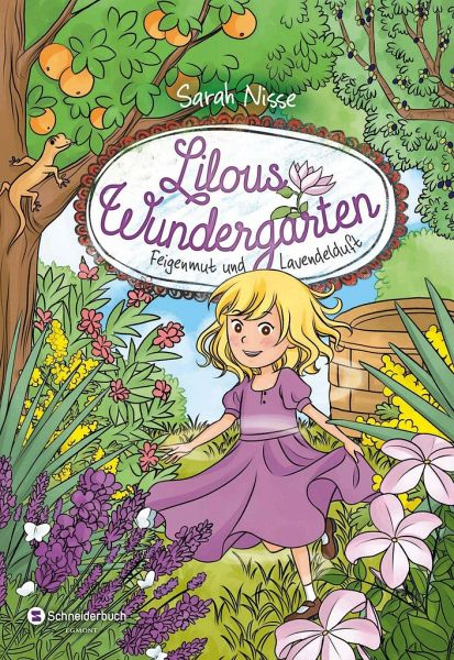 Buch-Reihe Lilous Wundergarten