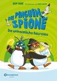 Die unheimliche Eiscreme / Die Pinguin-Spione Bd.2