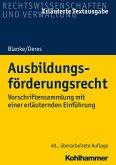 Ausbildungsförderungsrecht (eBook, ePUB)
