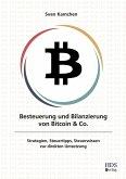 Besteuerung und Bilanzierung von Bitcoin & Co. (eBook, PDF)