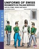 Uniforms of Swiss Regiments in Italian service