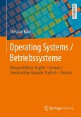 Operating Systems / Betriebssysteme (eBook, PDF)