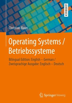 Operating Systems / Betriebssysteme (eBook, PDF) - Baun, Christian