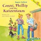 Conni, Phillip und das Katzenteam / Conni & Co Bd.16 (MP3-Download)