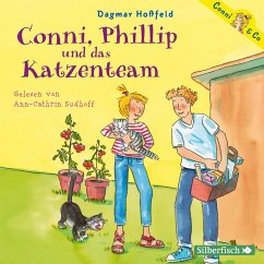 Conni, Phillip und das Katzenteam / Conni & Co Bd.16 (MP3-Download) - Hoßfeld, Dagmar