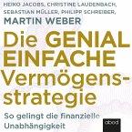 Die genial einfache Vermögensstrategie (MP3-Download)