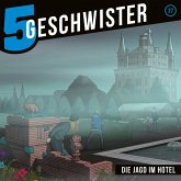 Die Jagd im Hotel (MP3-Download)