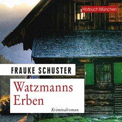 Watzmanns Erben (MP3-Download) - Schuster, Frauke