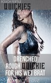 Drenched Rough Quickie For His Wet Brat (eBook, ePUB)