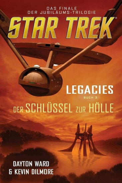Buch-Reihe Star Trek - Legacies