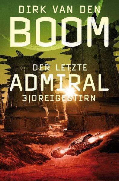 Buch-Reihe Der letzte Admiral