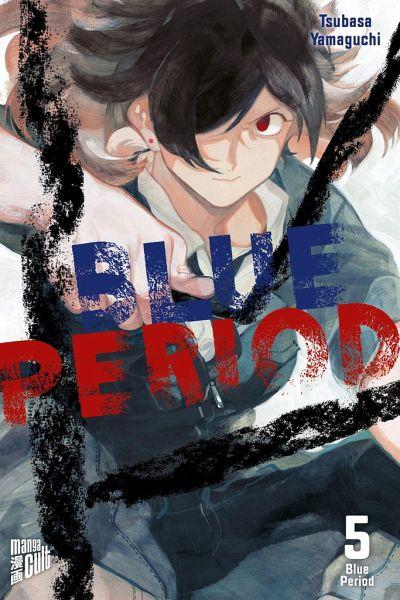 Buch-Reihe Blue Period
