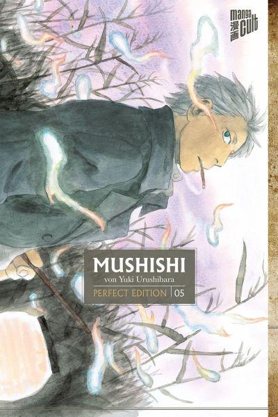 Buch-Reihe Mushishi