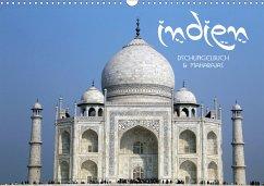 Indien - Dschungelbuch und Maharajas (Wandkalender 2021 DIN A3 quer) - Stamm, Dirk