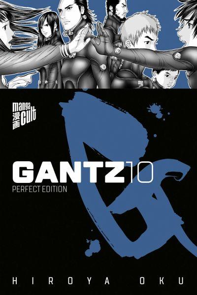 Buch-Reihe Gantz