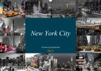 New York City - Color Glam Edition (Wandkalender 2021 DIN A2 quer)