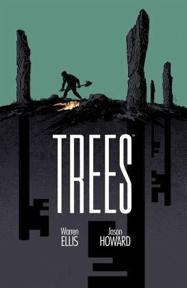 Buch-Reihe Trees