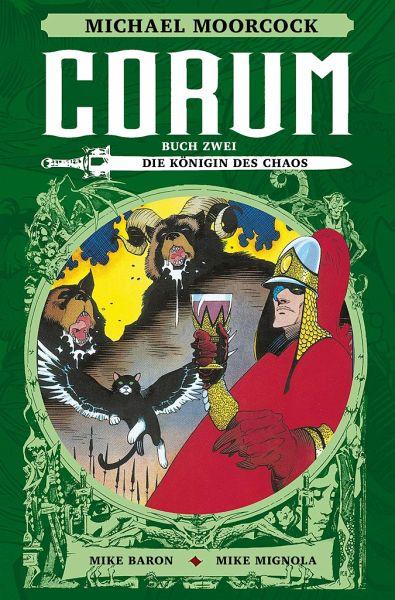 Buch-Reihe Corum