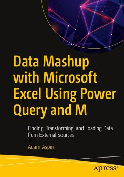Data Mashup with Microsoft Excel Using Power Query and M - Aspin, Adam