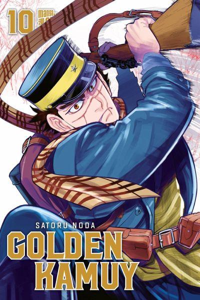 Buch-Reihe Golden Kamuy