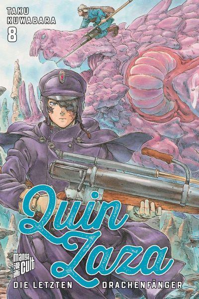 Buch-Reihe Quin Zaza