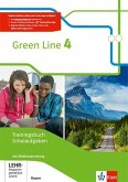 Green Line 4. Trainingsbuch Schulaufgaben, Heft mit Lösungen und CD-ROM 8. Klasse