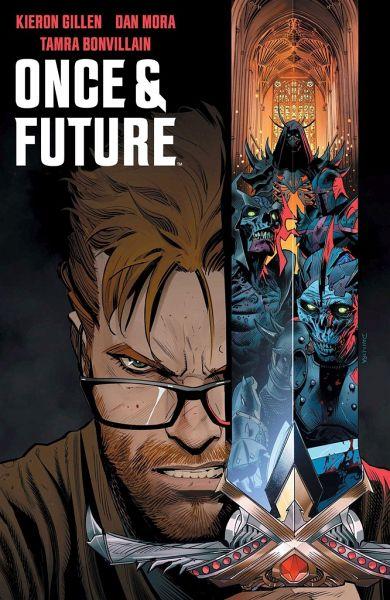 Buch-Reihe Once & Future