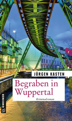 Begraben in Wuppertal - Kasten, Jürgen