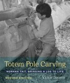 Totem Pole Carving: Norman Tait, Bringing a Log to Life