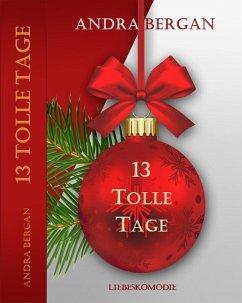 13 tolle Tage (eBook, ePUB) - Bergan, Andra