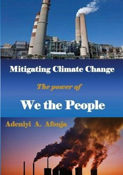 Mitigating Climate Change: Power of We the People - Adeniyi a. Afonja