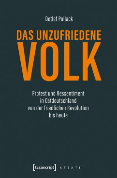 Das unzufriedene Volk (eBook, PDF) - Pollack, Detlef