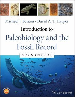 Introduction to Paleobiology and the Fossil Record (eBook, PDF) - Benton, Michael; Harper, David A. T.