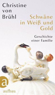 Schwäne in Weiß und Gold - Brühl, Christine von