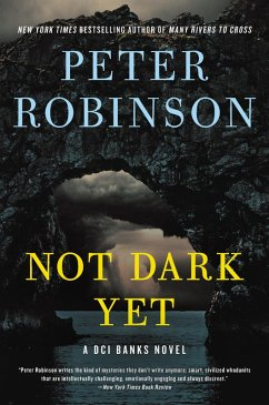Not Dark Yet (eBook, ePUB) - Robinson, Peter