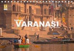 Indien - Varanasi (Tischkalender 2021 DIN A5 quer)